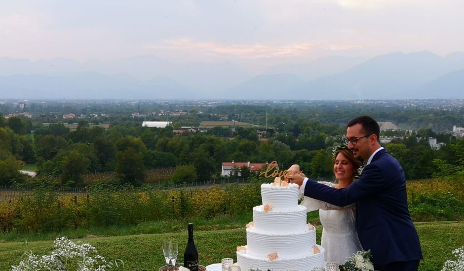 Il matrimonio di Moreno e Camilla a Montecchio Precalcino, Vicenza