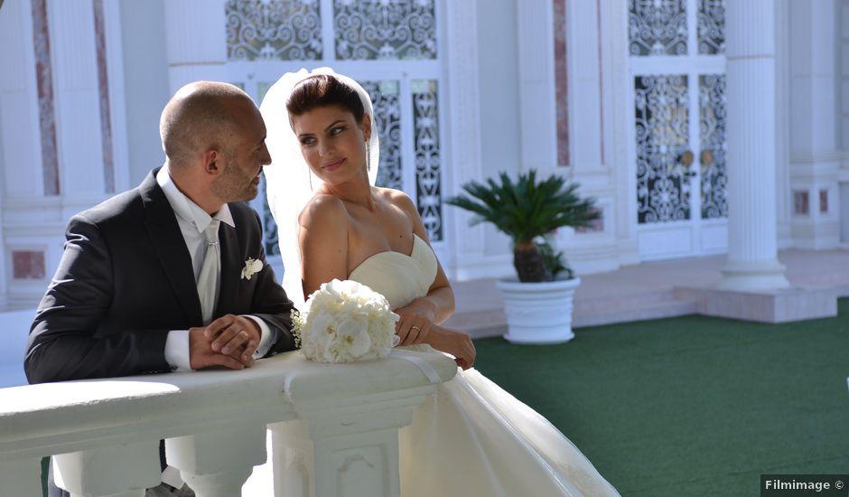Il matrimonio di Filippo e Antonella a San Giovanni Rotondo, Foggia