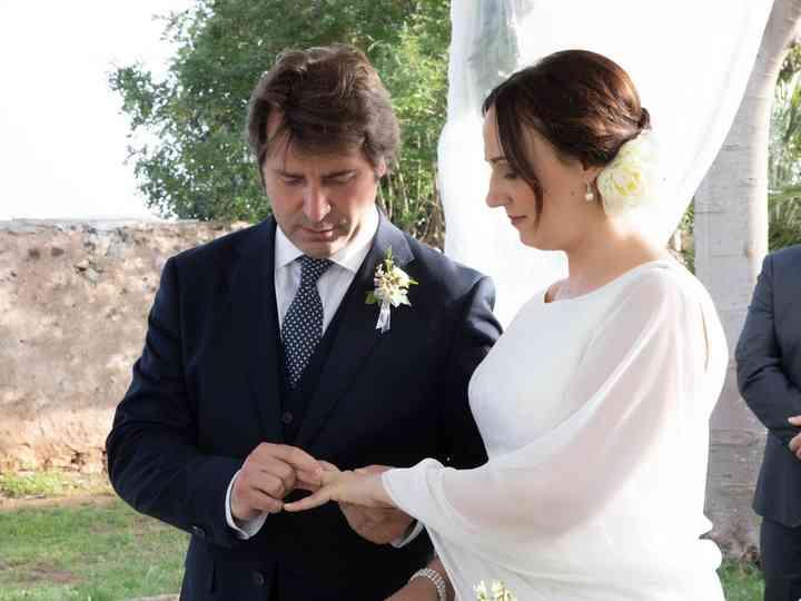 Le nozze di Alessandra e Concetto