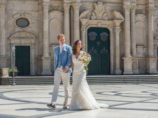 Le nozze di Anke e Maarten 2