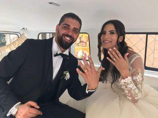 Le nozze di Luciana e Pietro