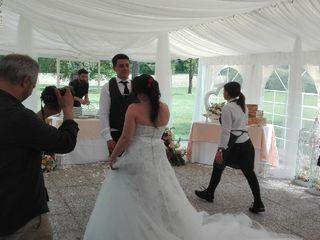 Le nozze di Patrizia e Marco 1