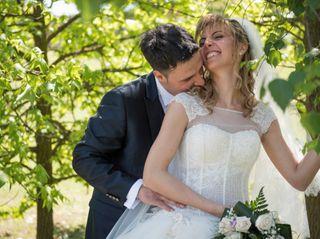 Le nozze di Marta e Fabio