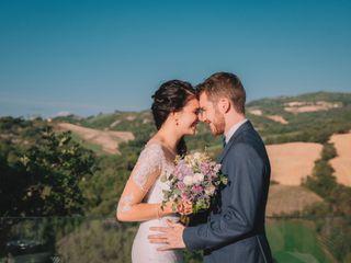 Le nozze di Camilla e Tomas