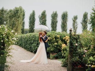Le nozze di Valentina e Alessandro