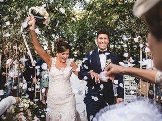 Le nozze di Elena e Gaetano