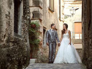 Le nozze di Veronica e Vittorio