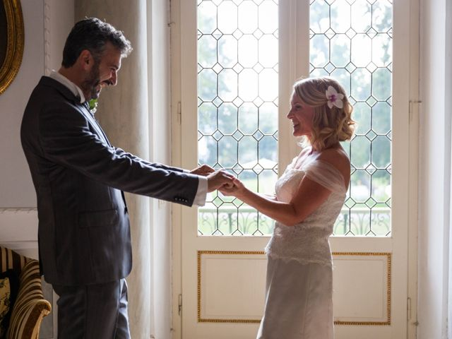 Il matrimonio di Raffaele e Morena a Trivignano Udinese, Udine 17
