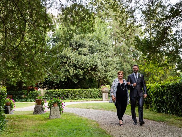 Il matrimonio di Raffaele e Morena a Trivignano Udinese, Udine 20