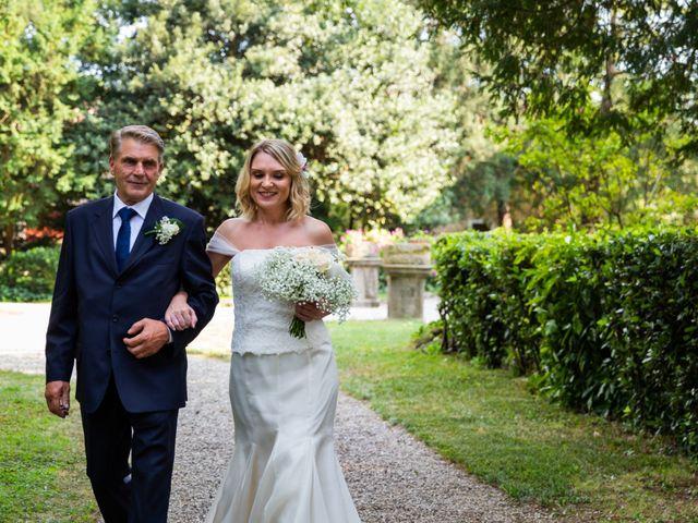 Il matrimonio di Raffaele e Morena a Trivignano Udinese, Udine 21