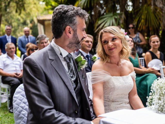 Il matrimonio di Raffaele e Morena a Trivignano Udinese, Udine 23