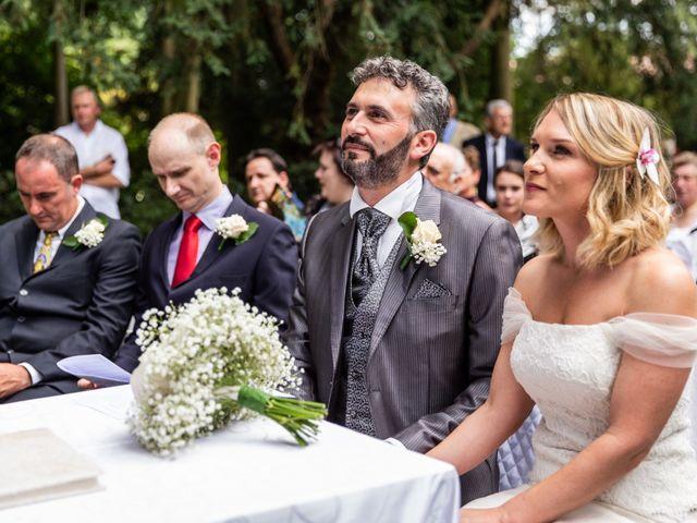 Il matrimonio di Raffaele e Morena a Trivignano Udinese, Udine 24