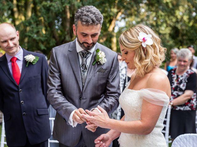 Il matrimonio di Raffaele e Morena a Trivignano Udinese, Udine 25