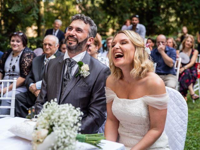 Il matrimonio di Raffaele e Morena a Trivignano Udinese, Udine 28