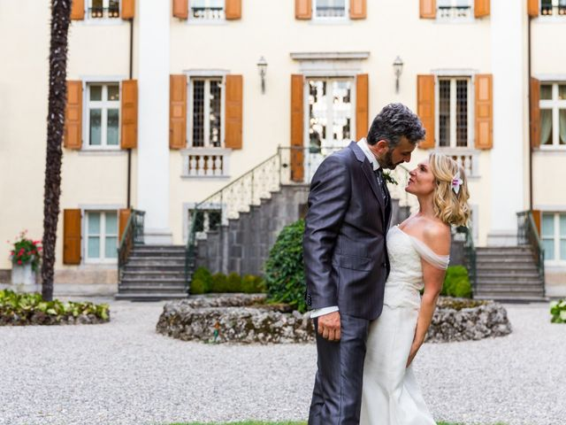 Il matrimonio di Raffaele e Morena a Trivignano Udinese, Udine 35