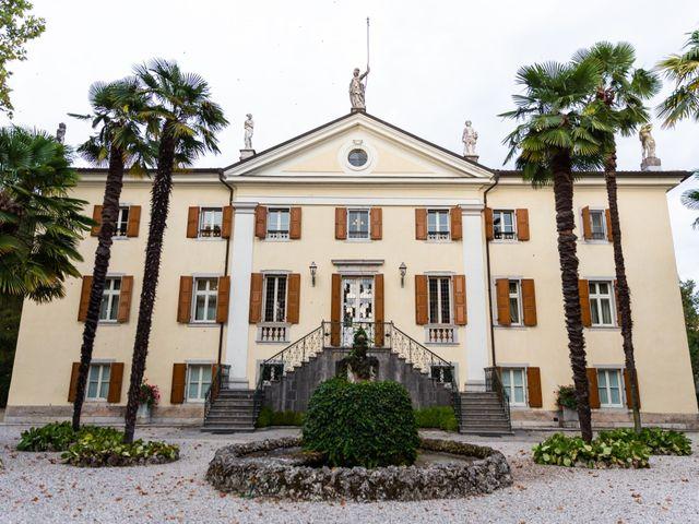 Il matrimonio di Raffaele e Morena a Trivignano Udinese, Udine 36