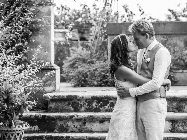 Le nozze di Anke e Maarten