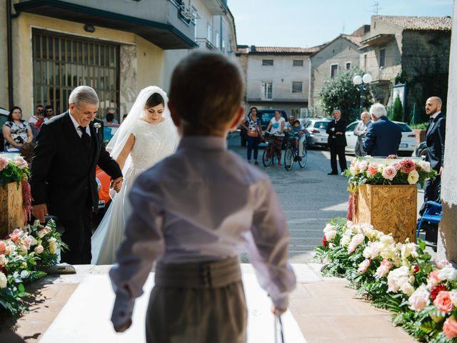 Il matrimonio di Giuseppe e Gemma a Moiano, Benevento 12