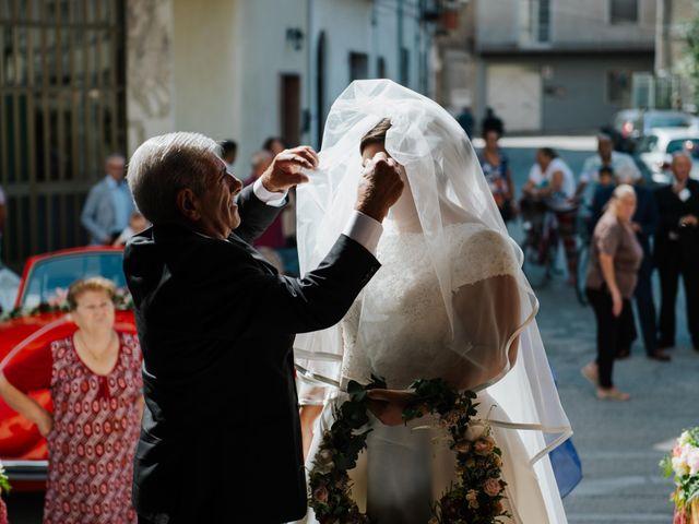 Il matrimonio di Giuseppe e Gemma a Moiano, Benevento 14