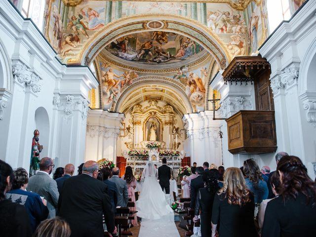 Il matrimonio di Giuseppe e Gemma a Moiano, Benevento 16