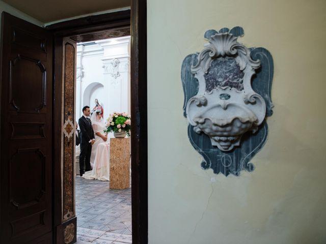 Il matrimonio di Giuseppe e Gemma a Moiano, Benevento 17