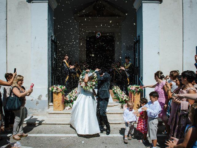 Il matrimonio di Giuseppe e Gemma a Moiano, Benevento 22