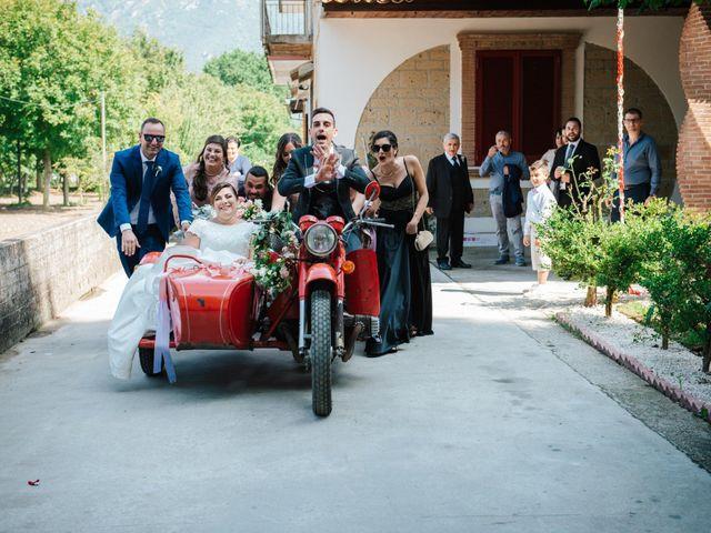 Il matrimonio di Giuseppe e Gemma a Moiano, Benevento 24