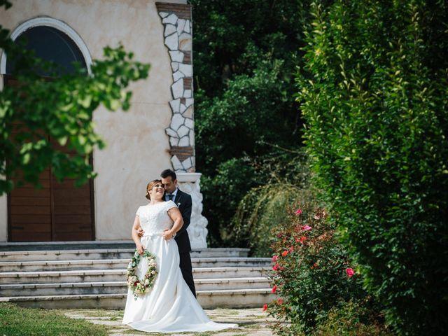 Il matrimonio di Giuseppe e Gemma a Moiano, Benevento 26