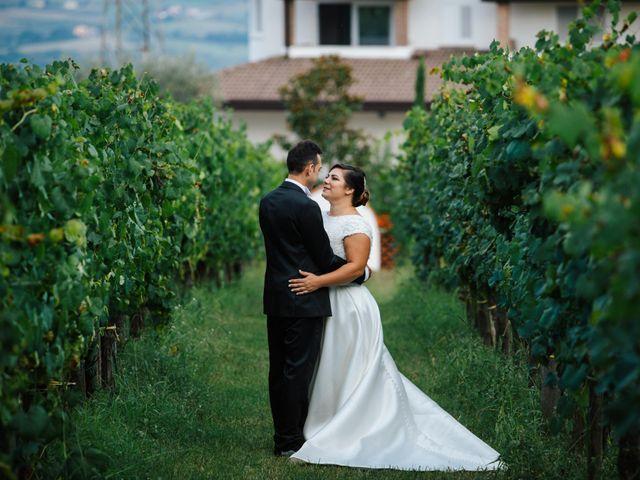 le nozze di Gemma e Giuseppe