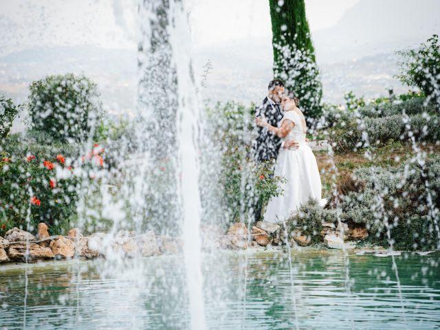 Il matrimonio di Giuseppe e Gemma a Moiano, Benevento 29