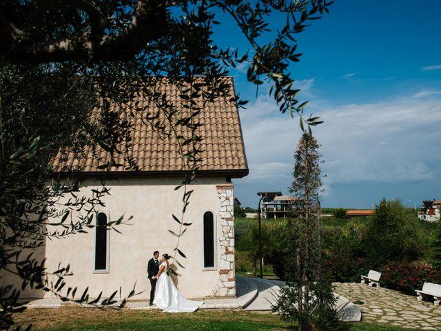 Il matrimonio di Giuseppe e Gemma a Moiano, Benevento 30