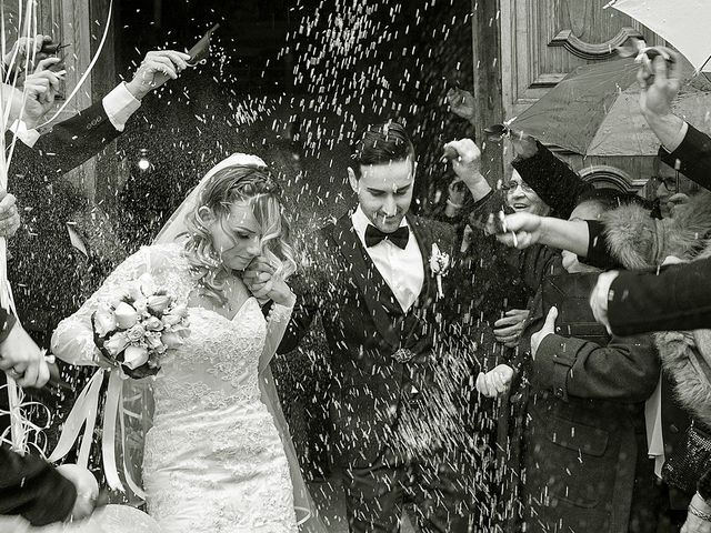 Il matrimonio di Federico e Giovanna a Sorrento, Napoli 9