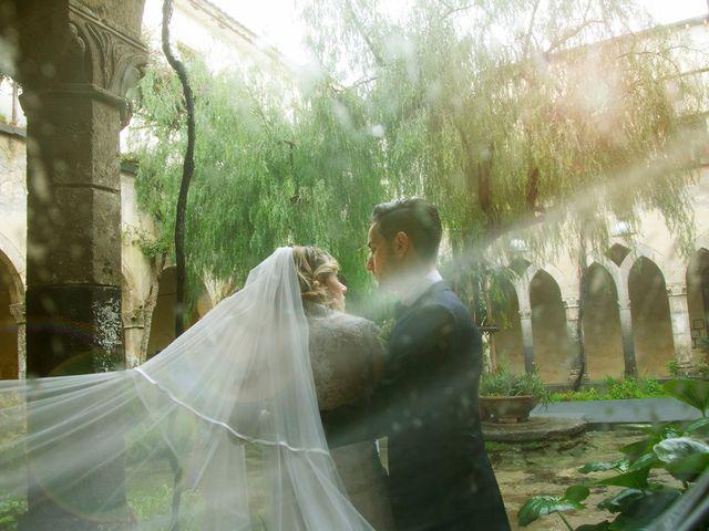Il matrimonio di Federico e Giovanna a Sorrento, Napoli 10