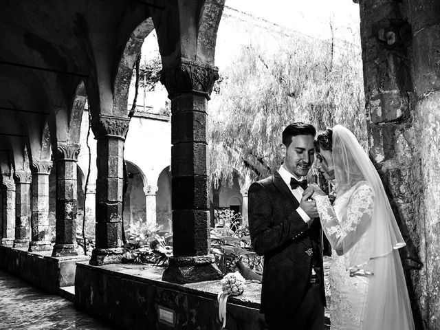 Il matrimonio di Federico e Giovanna a Sorrento, Napoli 11