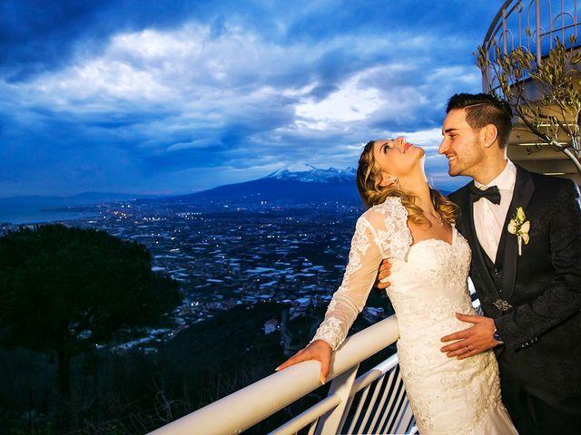 Il matrimonio di Federico e Giovanna a Sorrento, Napoli 12