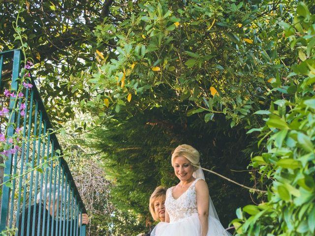 Il matrimonio di Abel e Daniela a Alassio, Savona 39