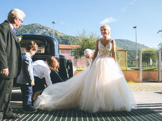 Il matrimonio di Abel e Daniela a Alassio, Savona 52