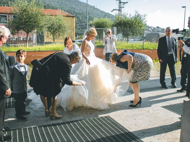 Il matrimonio di Abel e Daniela a Alassio, Savona 53