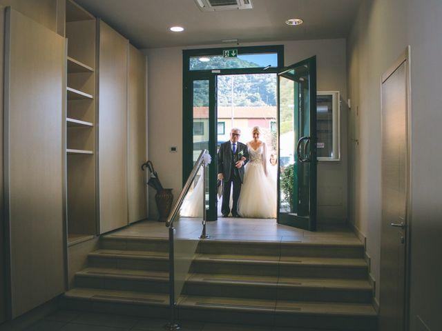 Il matrimonio di Abel e Daniela a Alassio, Savona 57