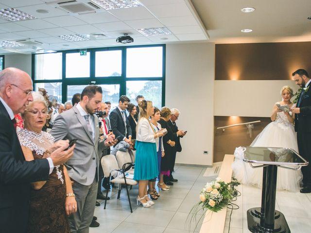 Il matrimonio di Abel e Daniela a Alassio, Savona 90