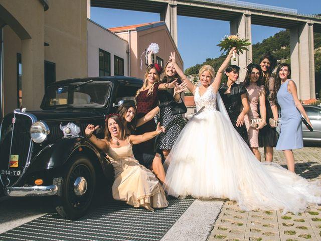 Il matrimonio di Abel e Daniela a Alassio, Savona 94