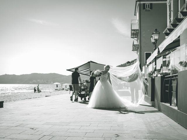 Il matrimonio di Abel e Daniela a Alassio, Savona 103