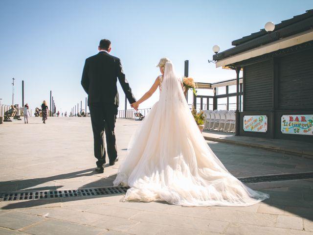 Il matrimonio di Abel e Daniela a Alassio, Savona 105