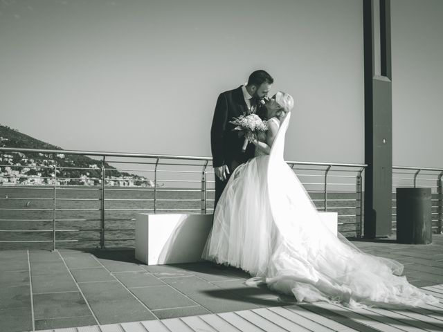 Il matrimonio di Abel e Daniela a Alassio, Savona 107