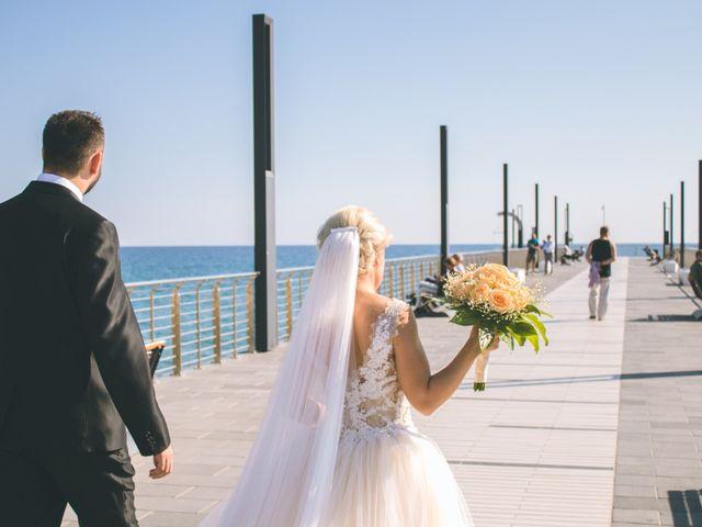 Il matrimonio di Abel e Daniela a Alassio, Savona 109