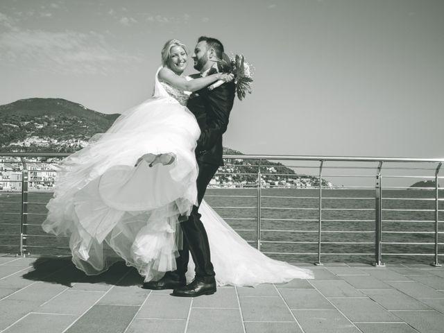 Il matrimonio di Abel e Daniela a Alassio, Savona 111
