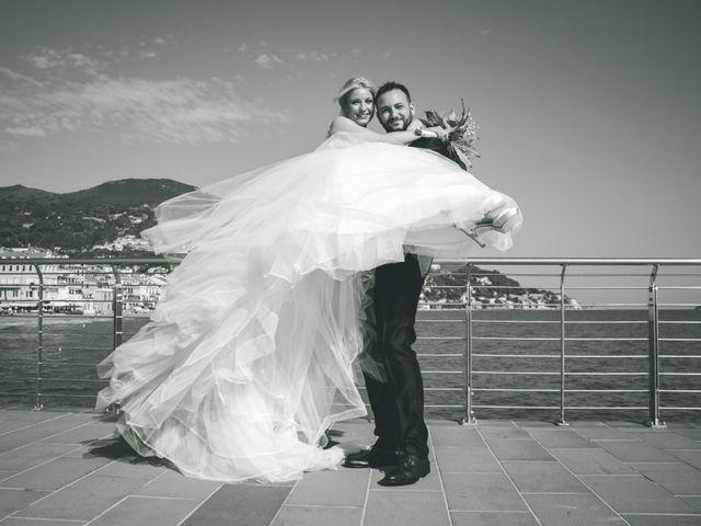 Il matrimonio di Abel e Daniela a Alassio, Savona 112