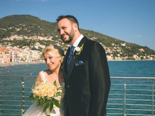 Il matrimonio di Abel e Daniela a Alassio, Savona 116
