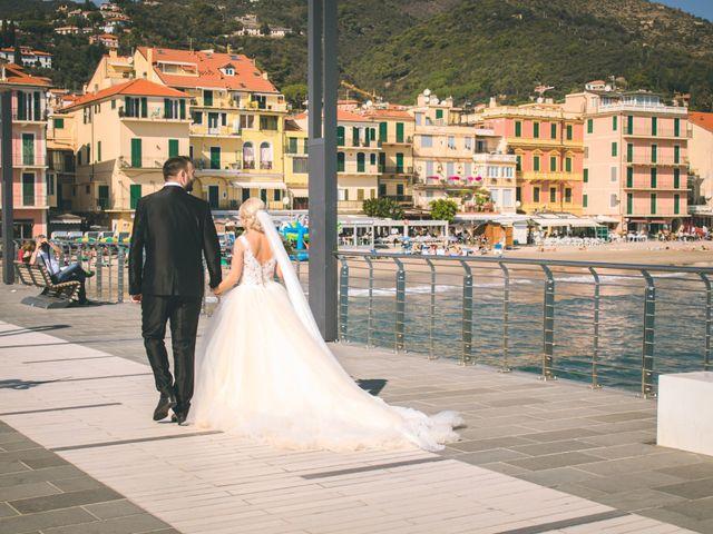 Il matrimonio di Abel e Daniela a Alassio, Savona 117