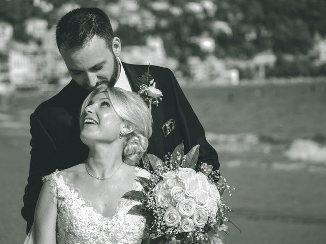 Il matrimonio di Abel e Daniela a Alassio, Savona 124